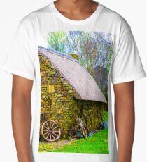 The Thatched Bog  Long T-Shirt