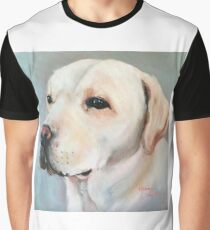 Yellow Lab Graphic T-Shirt