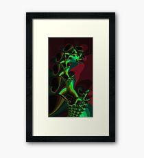 Carnivorous Framed Print