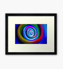 Amusing Influence Framed Print