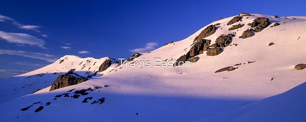 Muellers Peak by Travis Easton