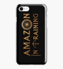 Amazon In Training iPhone Case/Skin