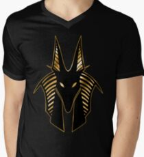 Anubis Men's V-Neck T-Shirt