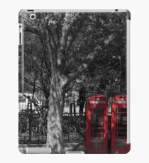 London Town Phone Box  iPad Case/Skin