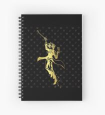 Kingdom Hearts Orchestra Spiral Notebook
