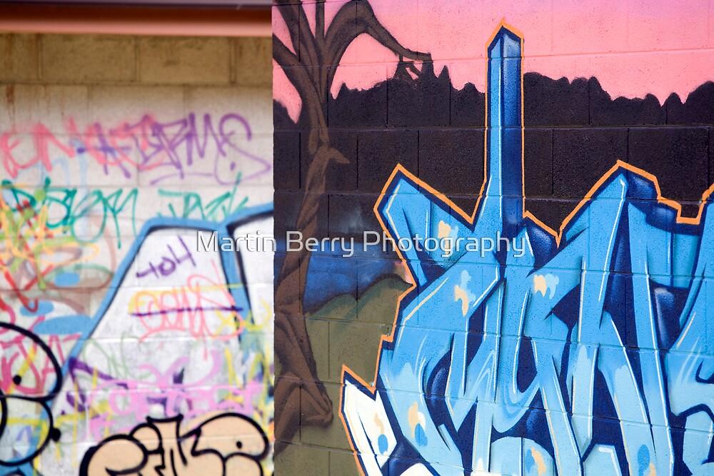 Graffiti Art Sydney by Martin Berry Photography