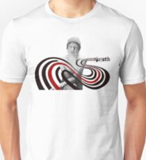 Elliott Smith Figure 8 Mural T-Shirt