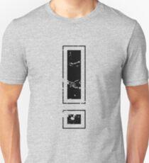 Jersey Character Black - ! Unisex T-Shirt