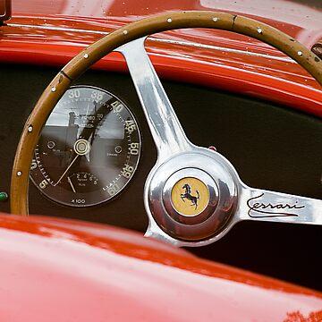 Ferrari Cockpit by Pierre