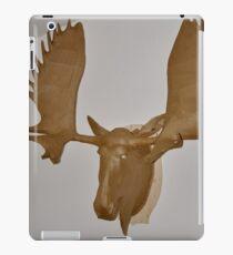 Moose Cardboard iPad Case/Skin