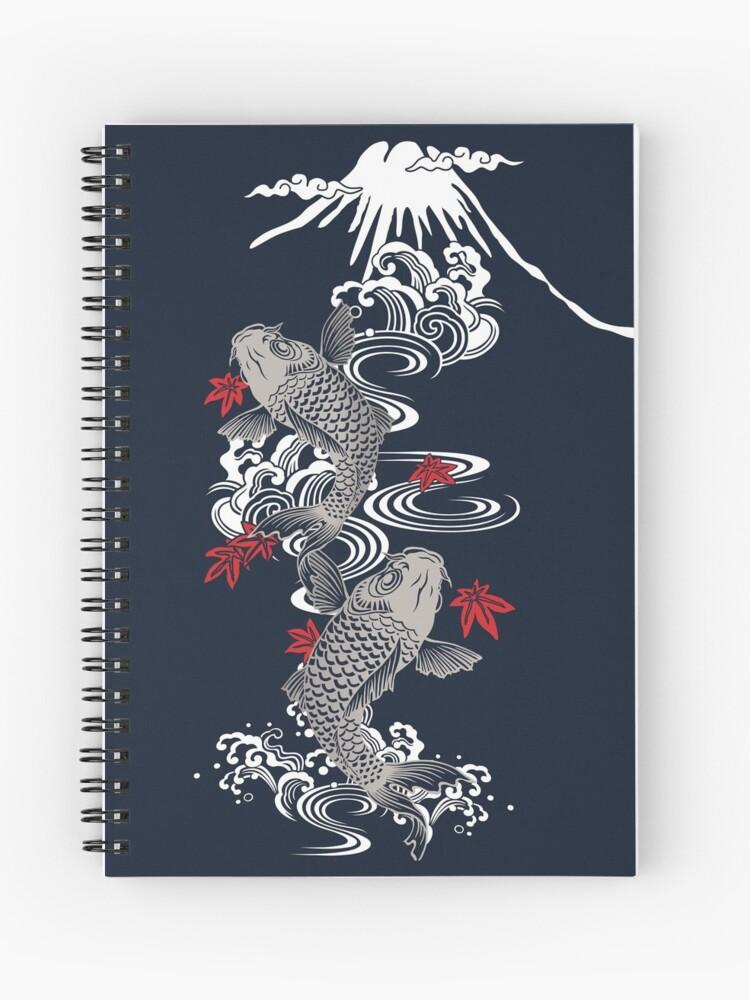 03b896ef Japanese Koi Graphic Design