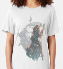 Sylvanas - Queen of the Undeads Slim Fit T-Shirt