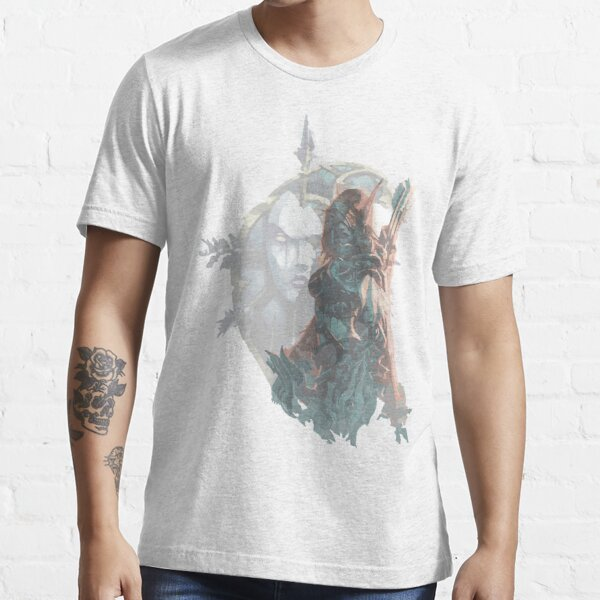 Sylvanas - Queen of the Undeads Essential T-Shirt