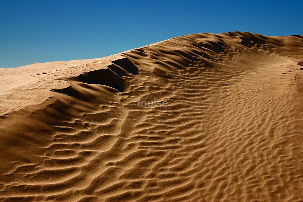 dunes by louise