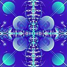 Mandala : Flashes by danita clark