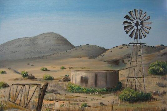 Free State Farm by Louise Henning