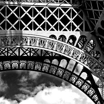 Etude Eiffel No. 1 by vicpug