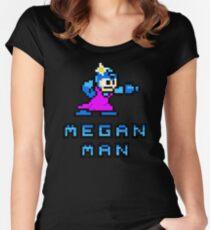 Megan Man Women's Fitted Scoop T-Shirt