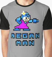 Megan Man Graphic T-Shirt
