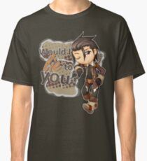 Would Alvin Lie to You? Classic T-Shirt