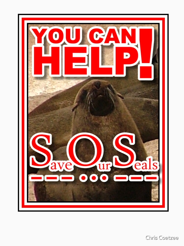 Save Our Seals! by PhatSossage
