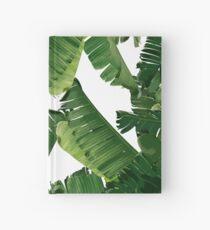 Bananenblätter Grün Notizbuch
