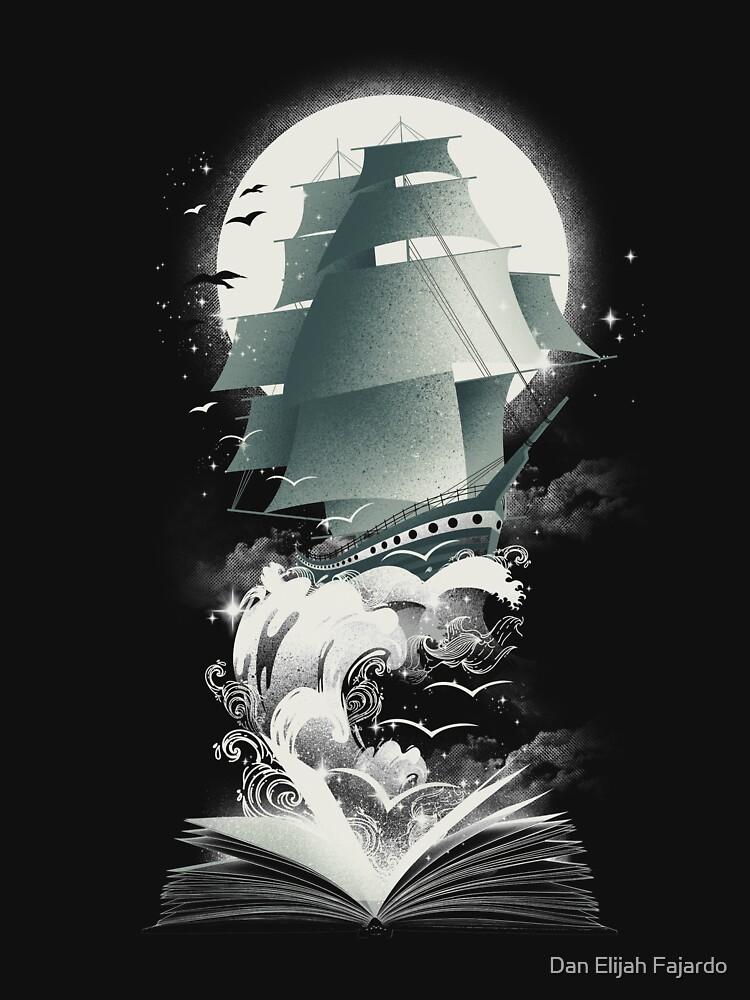 Book of Adventures by dandingeroz