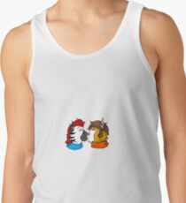 Warm Up Tank Top