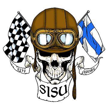 Sisu by Skandihooligan