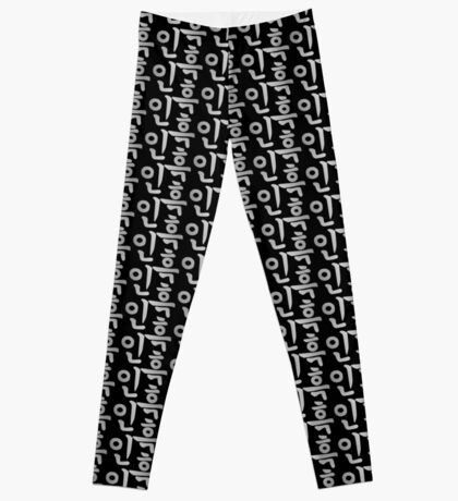 Blasian (Korean) Third Culture Series Leggings