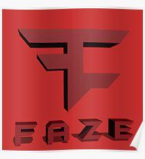 Faze Clan Logo Poster