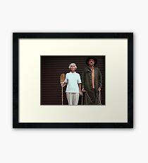 The Partner Framed Print