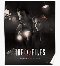The X-files Poster s11 second edition Poster