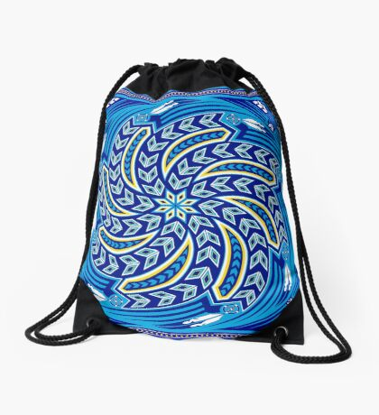 Wind Spirit  Drawstring Bag