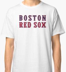 Boston Red Sox Logo Classic T-Shirt