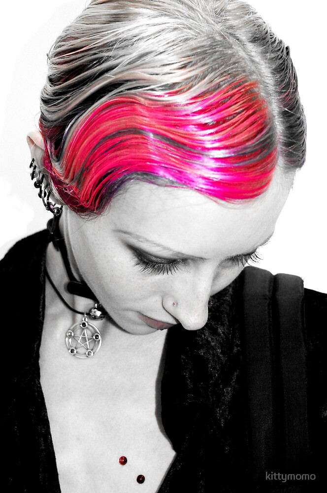 Finger Wave by kittymomo
