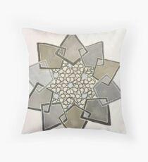 10 Point Bukhara Star Throw Pillow