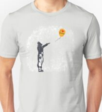 Clown With Balloon Unisex T-Shirt