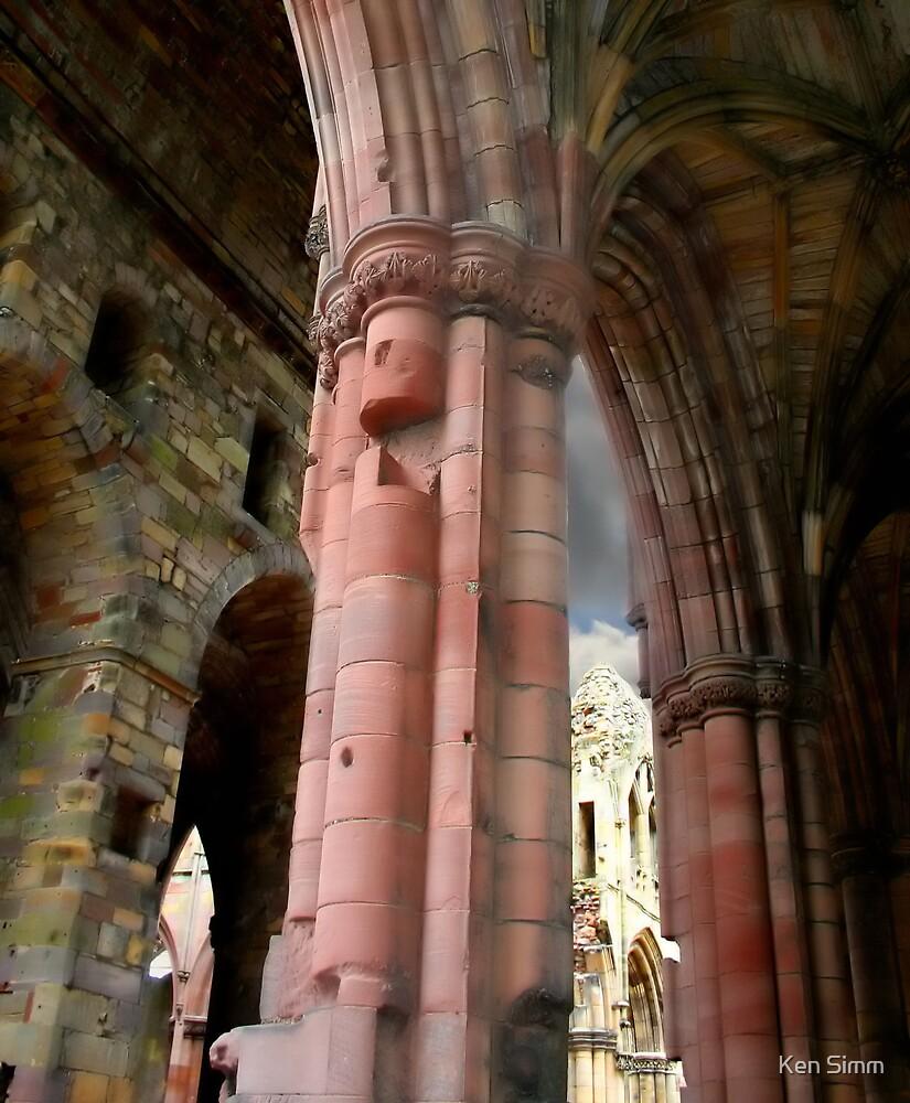Montrose Abbey by Kenart