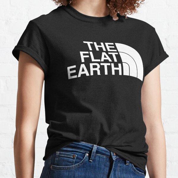 The Flat Earth Classic T-Shirt