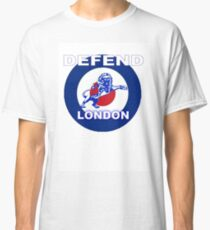 Millwall Defend London Against Terror Classic T-Shirt