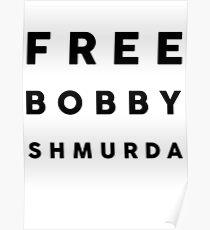 FREE BOBBY SHMURDA POSTER AND SKINS Poster