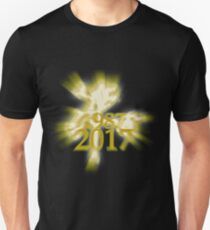 U2 Joshua Tree Tour 2017 Unisex T-Shirt