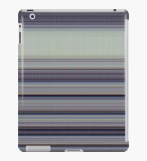 Purple Grid Screen iPad Case/Skin