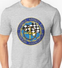 Vintage Sports Car Drivers Association VSCDA Distressed T-Shirt