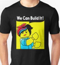 we can build it teefury T-Shirt