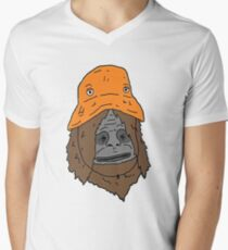 The orange hat monkey T-Shirt