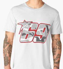 69 Nicky Hayden Men's Premium T-Shirt