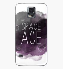 Space Ace - Asexual Pride Case/Skin for Samsung Galaxy