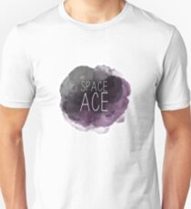 Space Ace - Asexual Pride Unisex T-Shirt